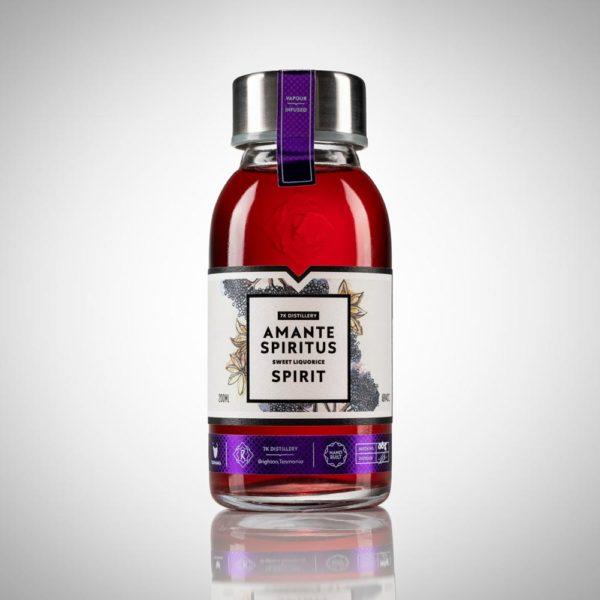 7K Distillery - Amante Spritus - Sweet Liquorice Spirit Mini 200ml
