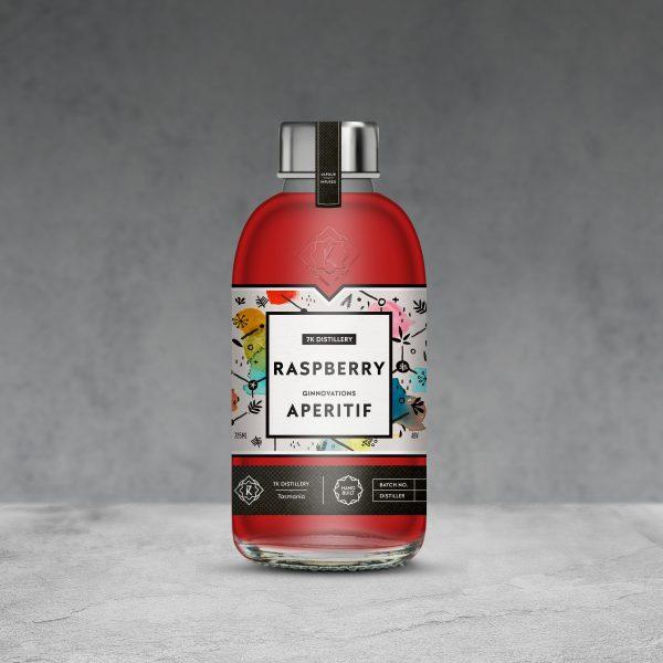 7K Distillery - Ginnovations - Raspberry Aperitif - 725ml