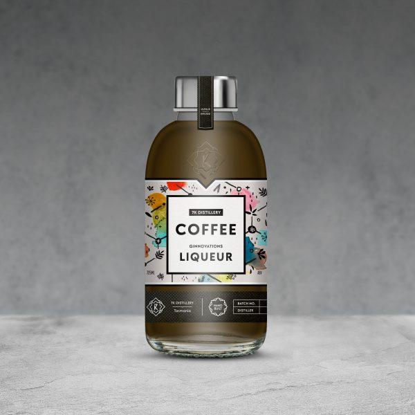 7K Distillery - Ginnovations - Coffee Liqueur - 725ml